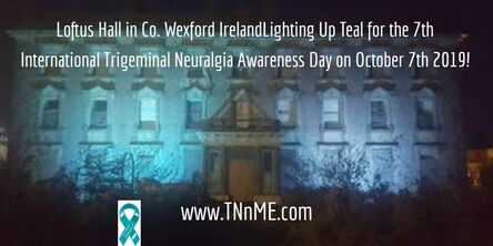 Loftus Hall in Co. Wexford Ireland_LightUpTeal4TN_TNnME