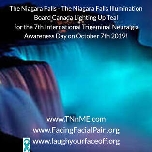The Niagara Falls Queen Victoria Park _LightUpTeal4TN_TNnME