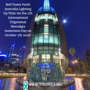 The Bell Tower Perth Australia_LightUpTeal4TN_TNnME