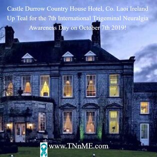 Castle Durrow Country House Hotel, Co. Laoi Ireland_LightUpTeal4TN_TNnME