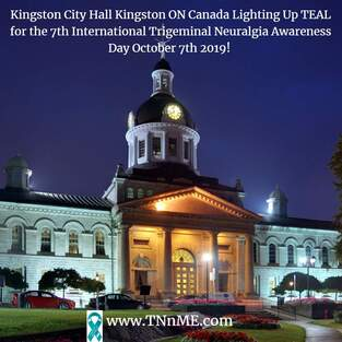 Kingston City Hall Kingston ON Canada_LightUpTeal4TN_TNnME