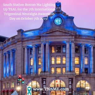 South Station Boston Ma_LightUpTeal4TN_TNnME