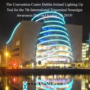 Convention Centre Dublin Ireland_LightUpTeal4TN_TNnME
